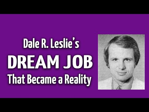 Dale R. Leslie Reflects On His 10 Years On The Air 1966-75