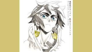 01  Mobile Suit Gundam IronBlooded Orphan ~ MS Gundam IBO (OST I)  [ZR]