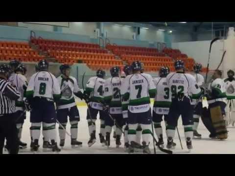 Dubai Oilers Win the Emirates Hockey League Cup Championship vs Al Ain Theebs