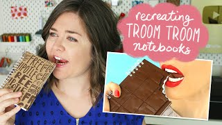 Recreating Troom Troom DIY Notebooks | Sea Lemon