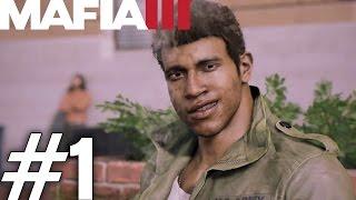 (4K) Mafia III Walkthrough Gameplay - Part 1 - Coming Home - (4K Gameplay)