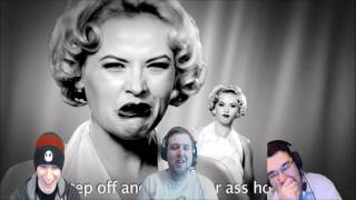 ERB - Marilyn Monroe vs. Cleopatra | DarkStar Reacts