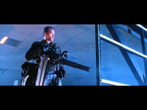 Die Hard: Judgement Day (John McClane vs The Terminator)