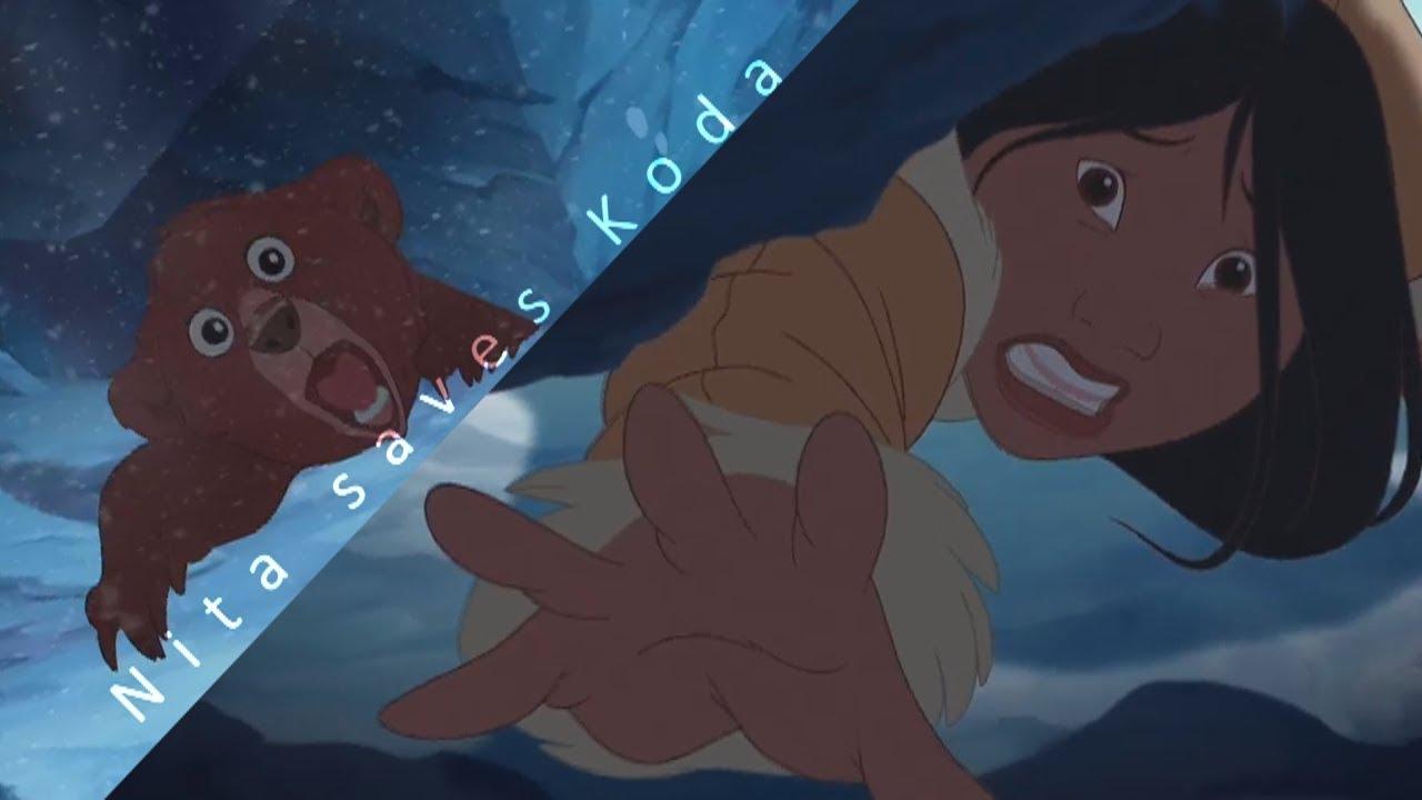 Download Brother Bear 2 - Nita saves Koda (HD)