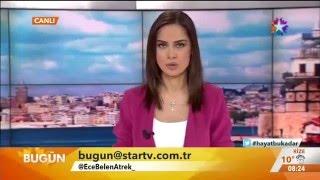Bugün Tv - Mesge Haberi - Prof Dr Fatih Şendağ