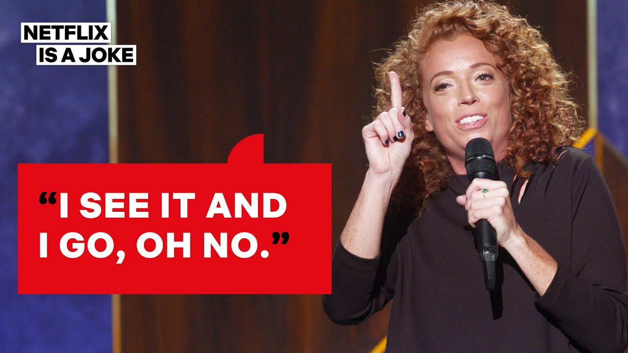Michelle Wolf Explains Why She Doesn't Prefer Big Dicks | Netflix Is A Joke