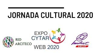 Jornada cultural Expocytar Web 2020