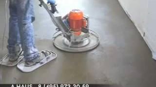 Полусухая стяжка пола от A-HAUS(Наша фирма выполнит устройство стяжки пола., 2011-03-20T18:58:14.000Z)