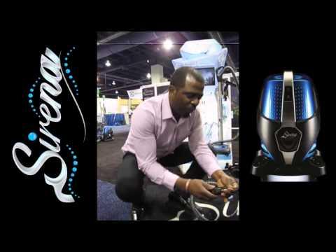 Sirena Water Vacuum Cleaner In...