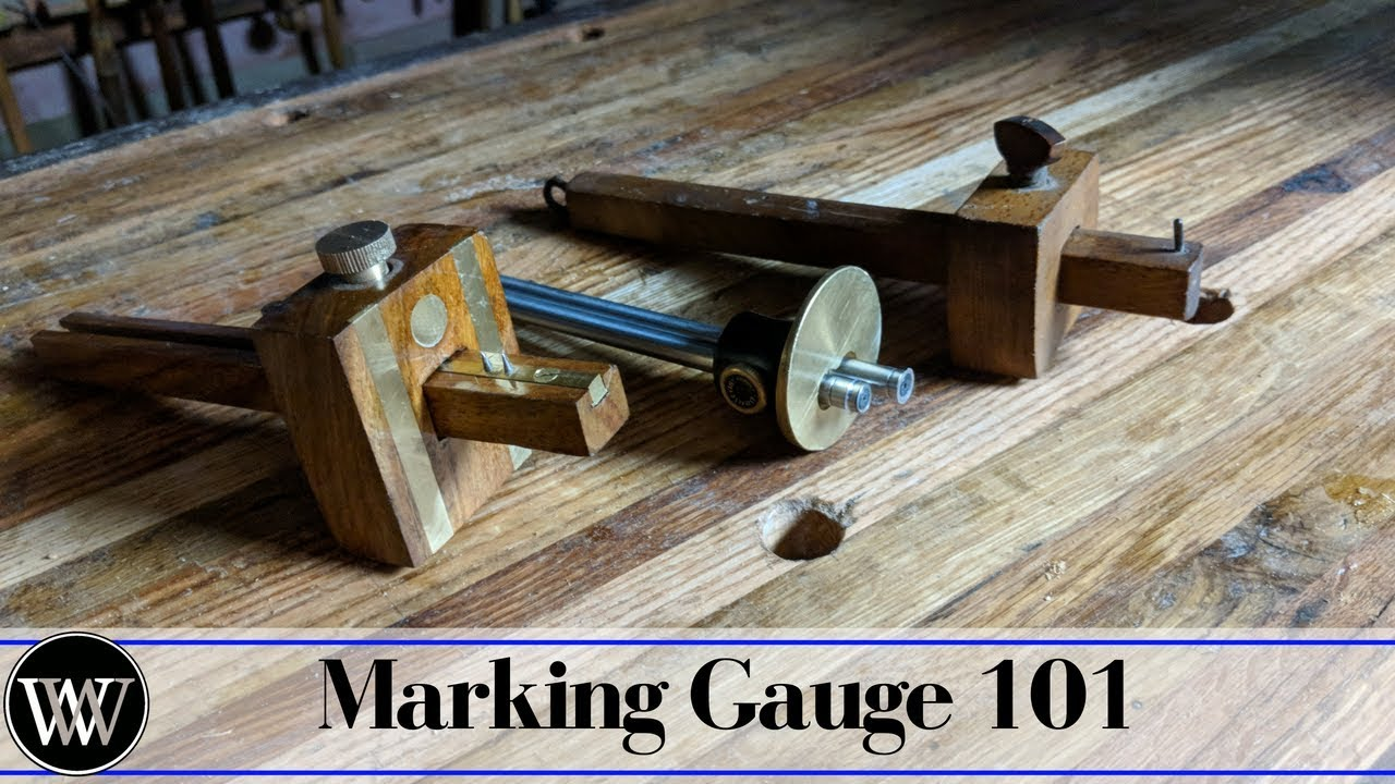 How To Use A Marking Gauge