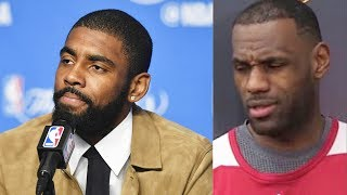 Kyrie Irving Thought LeBron James Wanted To Trade Him, Kyrie Irving Trade