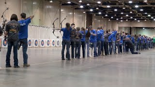 2016 ohio state nasp archery tournament