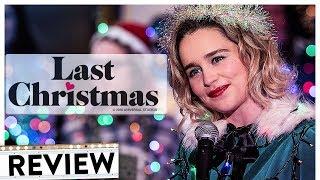 LAST CHRISTMAS | Review & Kritik inkl. Trailer Deutsch German