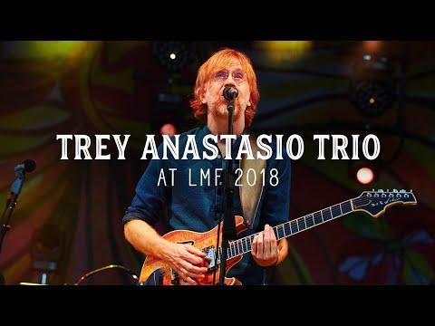 Trey Anastasio Trio at Levitate Music & Arts Festival 2018 - Livestream Replay (Entire Set)