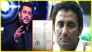 Zubair Khan Files FIR Against Salman Khan For Threatening Him | Bigg Boss 11