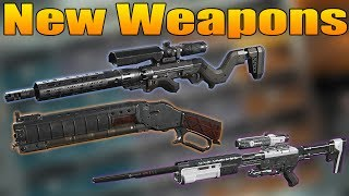 NEW Weapons in Infinite Warfare – Trek-50, Proteus, M.2187 (Call of Duty Days of Summer)