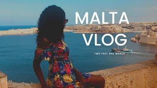Travel Vlog || MALTA - Girls trip & Night life