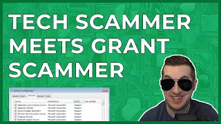 unhappy-tech-scammer-meets-grant-scammer-highlight
