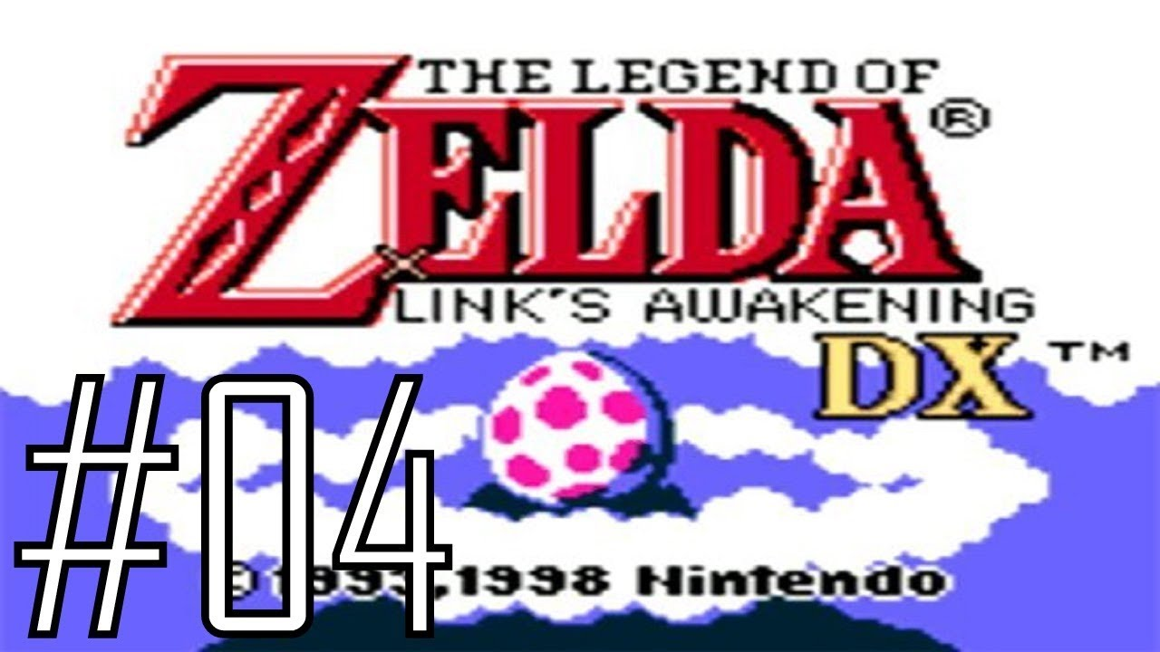 Legend Of Zelda Link S Awakening Dx 04 Secret Shells And Fishing