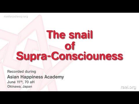 Maitreya Rael: The snail of Supra-Consciousness (70-06-11)