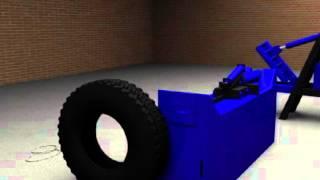 видео Оборудование для переработки автомобильных резиновых шин