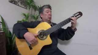 さんぽ(Stroll~My Neighbor Totoro~Guitar Score+Tab)~となりのトトロ ジョアン杉田ギター編曲・演奏
