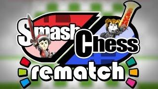Smash Chess Rematch with Hero TJ \u0026 Dark TJ