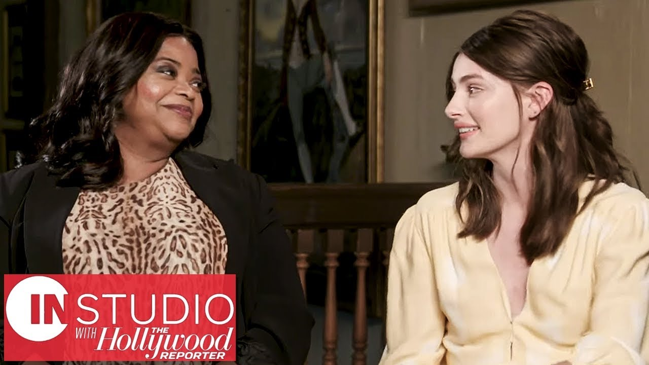 octavia spencer diana silvers on the villainous layers of ma in studio youtube octavia spencer diana silvers on the villainous layers of ma in studio