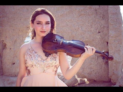 DUST IN THE WIND violin cover - Priscilla Port