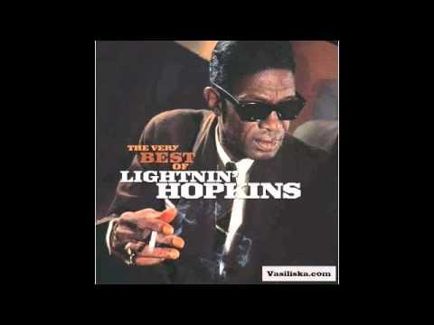 Lightnin' Hopkins - Baby Please Don't Go
