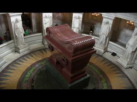 Le Tombeau de Napoléon , France ( Full HD )