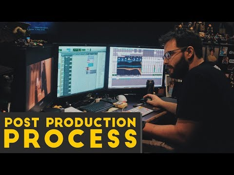 My Post-Production Process