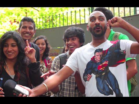Mumbai On Independence Day Awareness