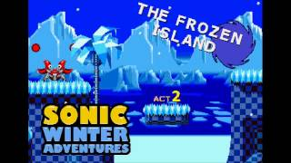 The Frozen Island - Act 2 [Sonic Winter Adventures music]