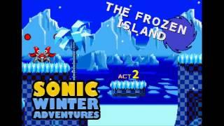 The Frozen Island - Act 2 [Sonic Winter Adventures music]