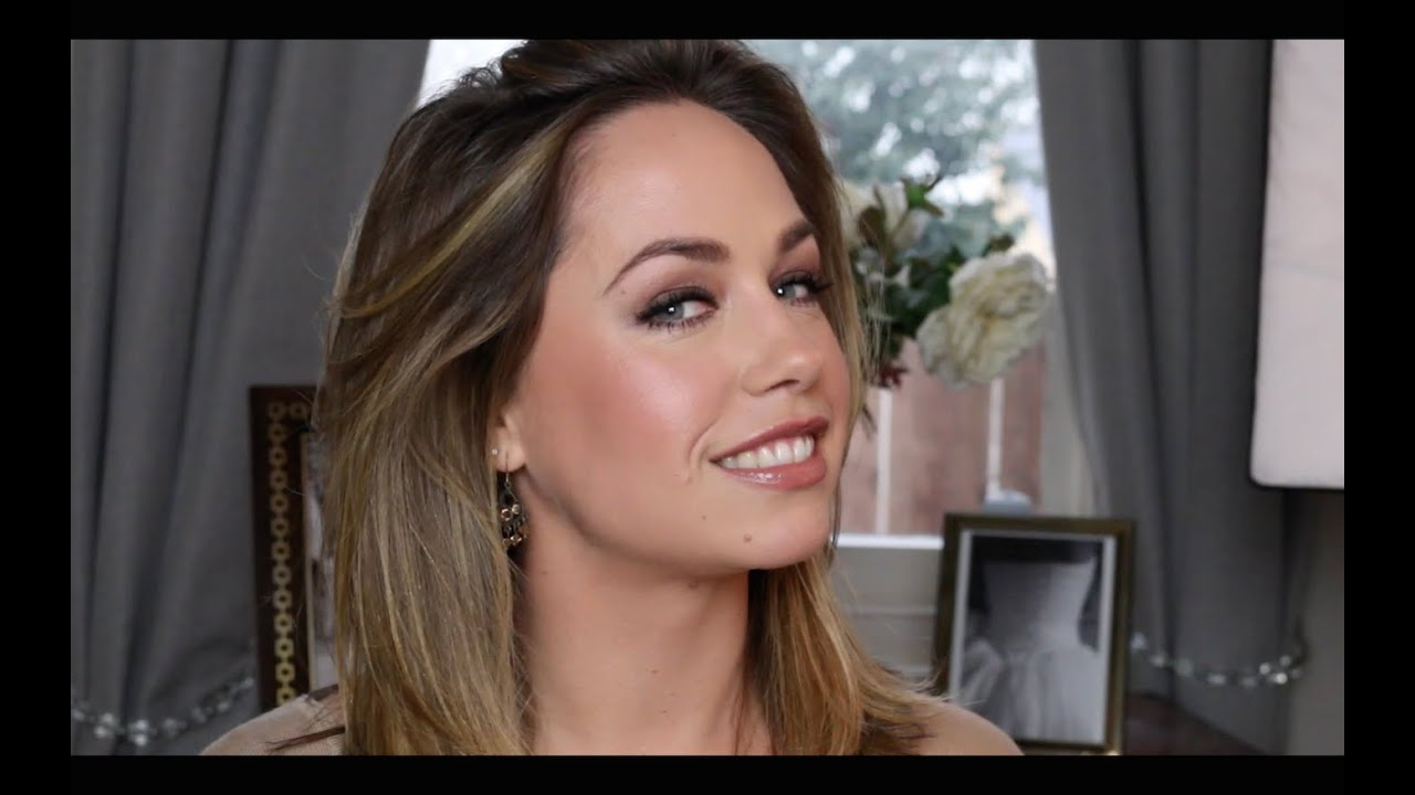 Bronze Glow Bridal Makeup