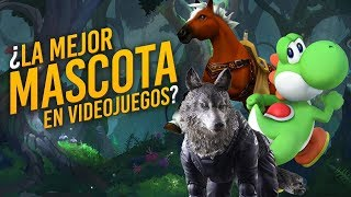 Las 5 Mejores Mascotas en Videojuegos I Fedelobo