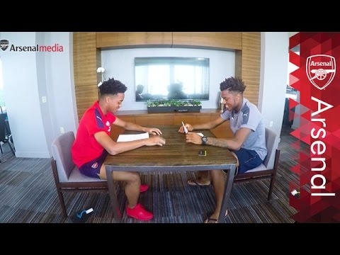 US tour special: Chris Willock & Chuba Akpom | Rapid fire