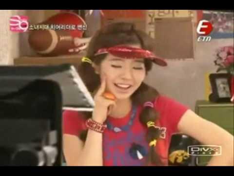 소녀시대 써니 SNSD Sunny's Cute Aegyo