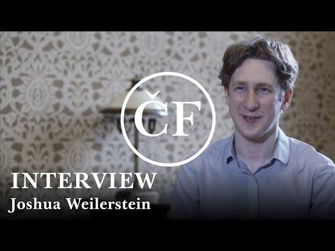 Joshua Weilerstein: interview (Česká filharmonie)