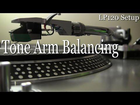 Audio Technica LP120 Turntable Setup (How To)