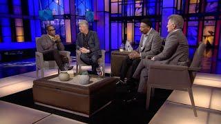 Kirk Franklin talks with Matt Crouch, Robert Morris, and Dr. Tony Evans on TBN | Praise