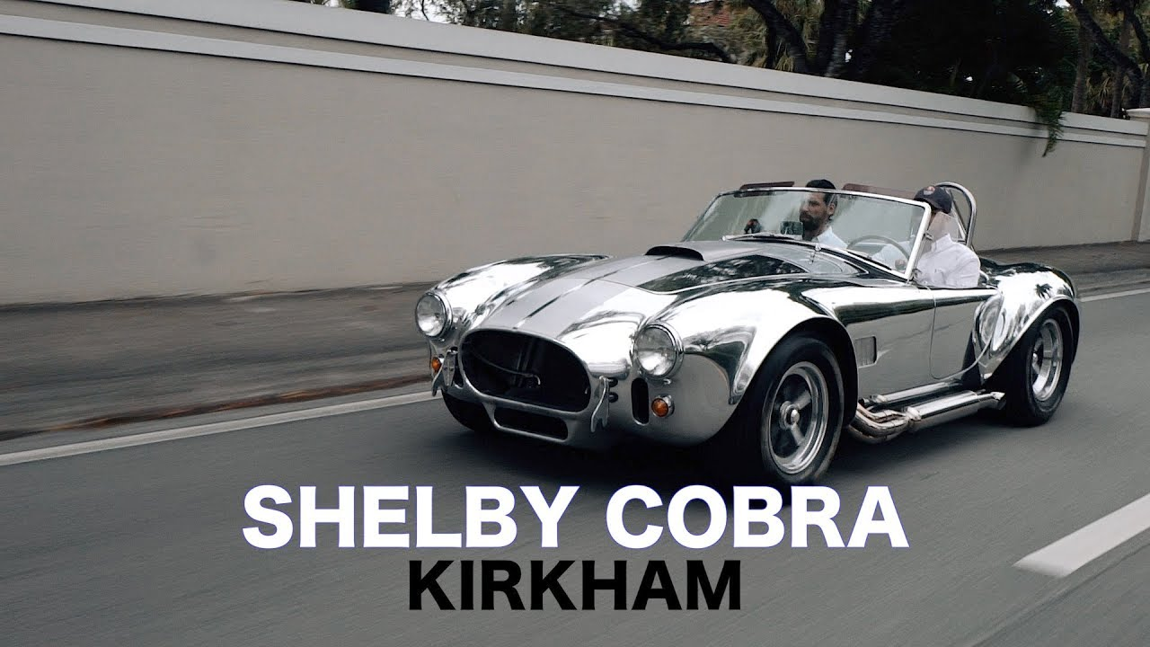 WHEN YOUR FULL ALUMINUM COBRA HAS THE ULTIMATE MAN CAVE