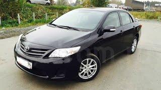 видео На что обратить внимание при покупке Toyota Corolla Е150