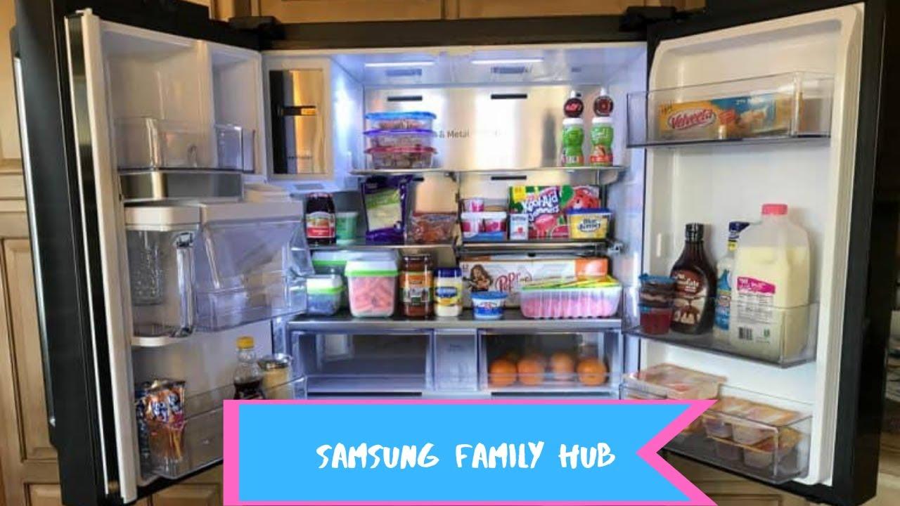 Samsung 651l french door fridge black stainless