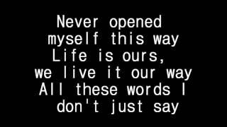 Metallica Nothing else metter lyrics