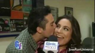 Ana Brenda y José Ron @JoseRon3 Están tan unidos que se perdonan TODO [EGYF]