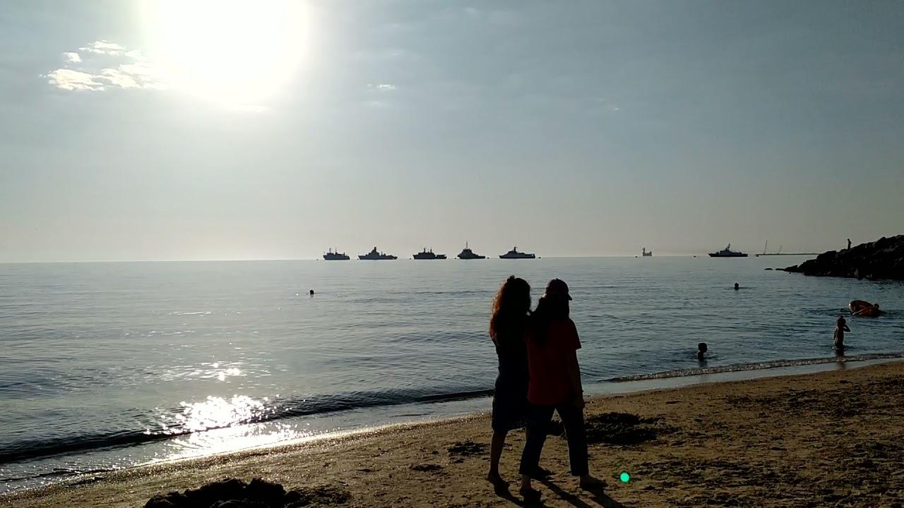 Дети и корабли. Доброе о Каспийском море и Дагестане   июль 2021