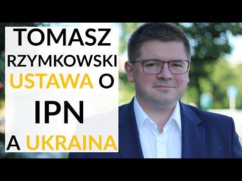 Rzymkowski: Polska nie protestowała, kiedy rok temu Ukraina przyjęła ustawę przeciwko nam
