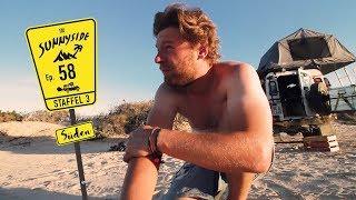 Mexikos Strände | Mit dem LAND ROVER auf der Baja California - Sea de Cortez | REISE-DOKU-VLOG³ N°58